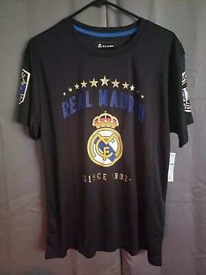 Real Madrid Detailed Jersey Mens Size Large Brand New With Tags Free Shipping