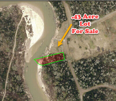 River-Front  RV OK  RIVER ACCESS  N- of Houston in Conroe TX High-Bid Wins