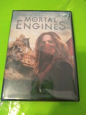 Mortal Engines DVDBrand New 2019 - Peter Jackson