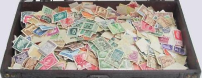 OLD MINT GERMANY Stamp Collection Hoard Box Lot Unsearched Mixture WW2 Stamps