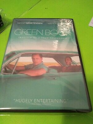 Green Book Brand New DVD2019