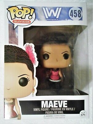 WESTWORLD Maeve POP Television Funko Vinyl Action Figure 458