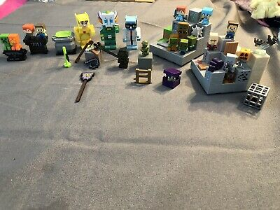 MINECRAFT And Terraria Lot