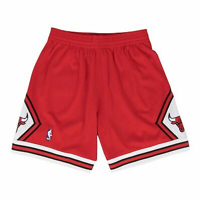 Mens Mitchell - Ness NBA Swingman Shorts Chicago Bulls