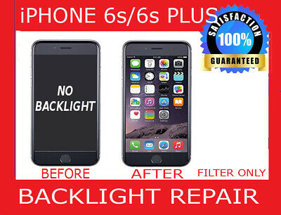iPhone 6s 6s- Backlight Repair Service Turn Around Time 1-2 Business Days