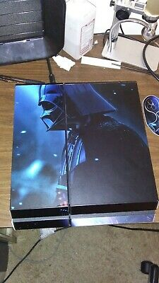 Sony PlayStation 4 500gb- console and power cord only No controller-