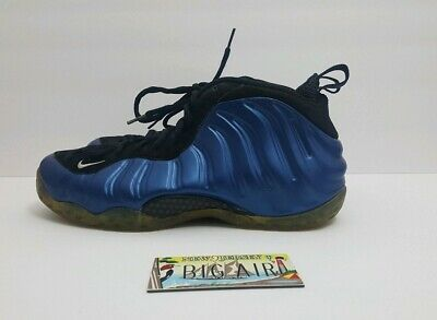 2010 Nike Air Foamposite One Royal Blue 314996-500 Mens Size 10