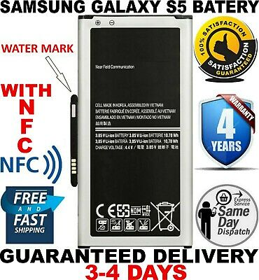 New Original OEM Samsung 2800mAh Genuine Battery For Galaxy S5 EB-BG900BBUBBZ
