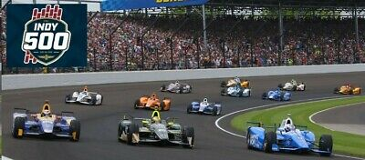 1 2019 INDIANAPOLIS 500 ticket - Tower Terrace Section 79 - Great Seat - View
