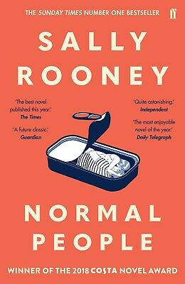 Normal People By Sally Rooney  Paperback