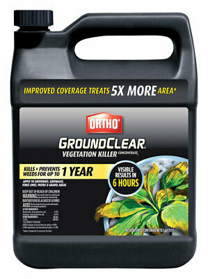 Ortho  GroundClear  Vegetation Killer  Concentrate  2 gal-