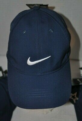 Dallas Cowboys Nike Golf DRI-FIT NAVY Unisex CAPHat Adjustable New With Tags