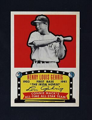 2019 Topps Series 2 Iconic Card Reprints ICR-55 Lou Gehrig
