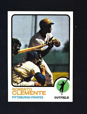 2019 Topps Series 2 Iconic Card Reprints ICR-83 Roberto Clemente