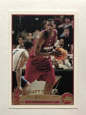 LeBron James RC 2003-04 Topps Collection Rookie Card 221 Cleveland Cavaliers