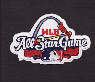 2009 All Star Baseball Game Large 5 34 Embroidered Iron On Patch New