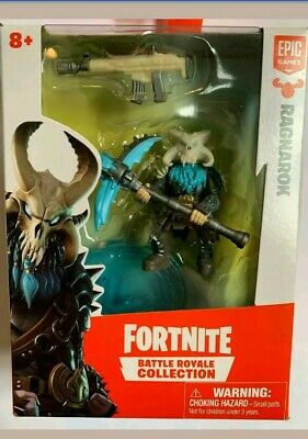 Fortnite Battle Royale Collection RAGNAROK 014 Solo Pack Mini Figure Epic Games