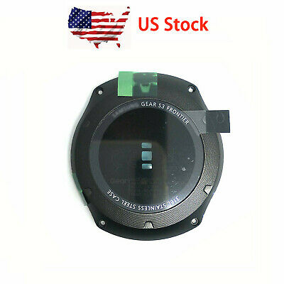Back Rear Glass Cover Case for Samsung Gear S3 Frontier SM-R760 SM-R765 USA