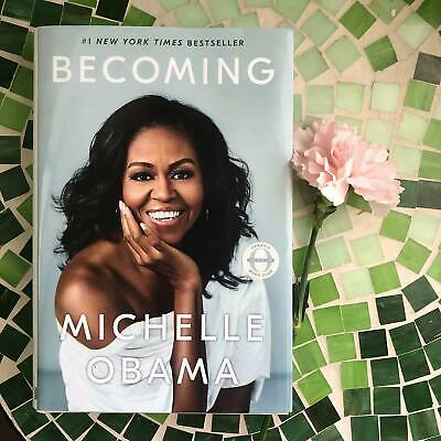 Becoming Hardcover by Michelle Obama 2018