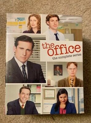 The Office The Complete Series DVD 2014 38-Disc Set