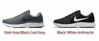 NIKE MENS NEW REVOLUTION 4 SHOES IN DIFFERENT COLORS - SIZES