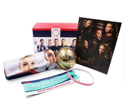 USA Womens World Cup Soccer National Team CULTURE FLY USWNT COLLECTOR GIFT SET