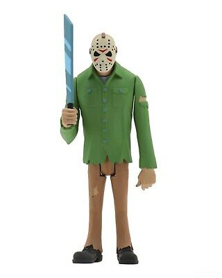Toony Terrors - Friday the 13th - 6 Scale Action Figure- Stylized Jason - NECA