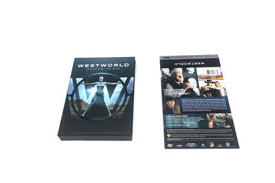 Westworld Season 1DVD 2018 3-Disc Set  1-3 working days