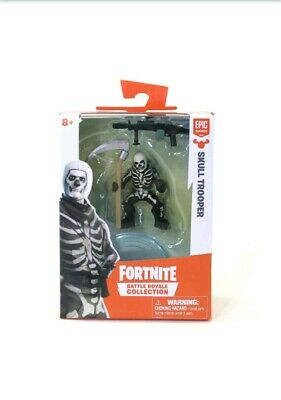 Fortnite Battle Royale Collection SKULL TROOPER 016 Solo Pack Mini Figure Epic