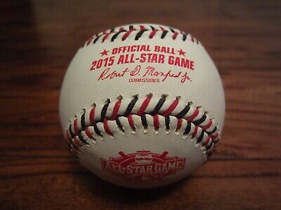 2015 MLB All-Star Game Rawlings Baseball PERFECT MINT in Box NEW Great for Auto