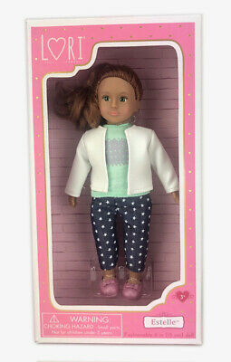 NEW Our Generation LorI Collection 6 Inch - Estelle Doll