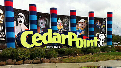 4 Four Tickets to Cedar Point Halloweekends  Fast Shipping  Low Price