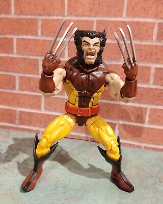 Marvel Legends Wolverine Custom Metal Claws Stainless Steel Upgrade 6 Piece Set