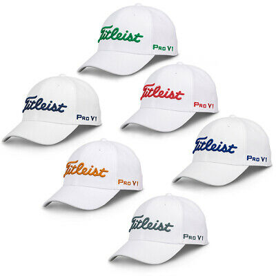 NEW Titleist Tour Elite Mesh Golf Hat Cap - Choose Your Size and Color