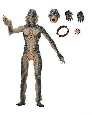 The Shape of Water - GDT Collection 7 Scale Action Figure- Amphibian Man - NECA