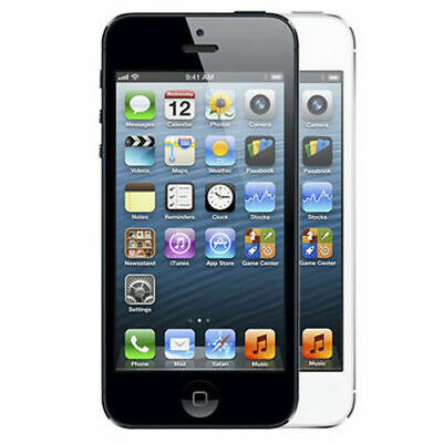 Apple iPhone 5 16GB  32GB  64GB - Factory Unlocked - AT-T - T-Mobile - Sprint