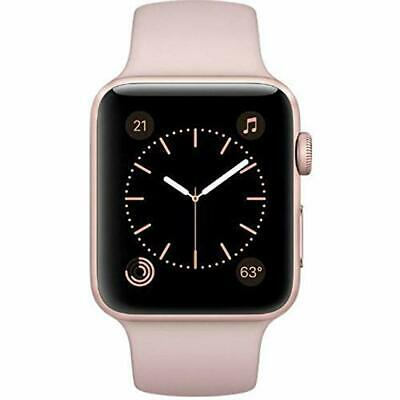 Refurbished Apple Watch Series 1 38mm  42mm No iCloud Account Ready to Use