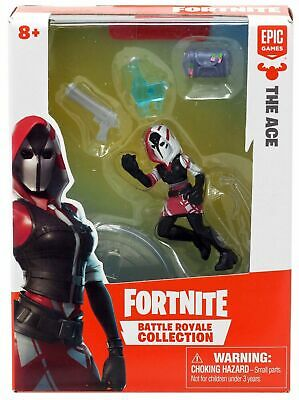 FORTNITE Battle Royale Collection The Ace 2 Figure- Ships in a BOX