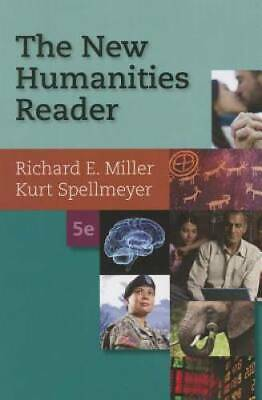 The New Humanities Reader - Paperback By Miller Richard E- - GOOD