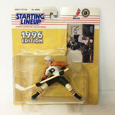 1996 Eric Lindros NHL Starting Lineup Figure The Flyers Kenner NIP unopened NEW