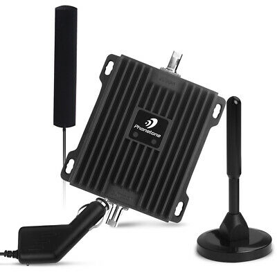 4G LTE 700MHz Car Use Cell Phone Signal Booster Band 121317 Mobile Amplifier