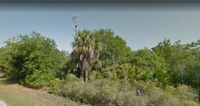 0-23 Acres Property Residential Vacant Lot in Charlotte County  Port Charlotte