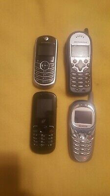 5 cellphones