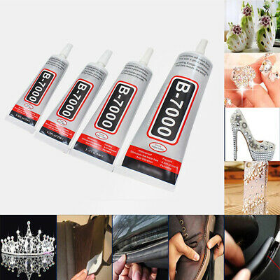 Multifunction B-7000 Industrial Strength Glue For Phone Jewellery Frame Bumper