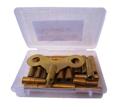 MASTER Set for all CLOCK Key - Total 18 type of Key Set in BOX 5020