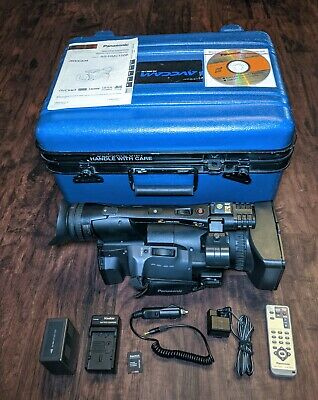 Panasonic AG-HMC150 AVC Camcorder with Thermodyne Case