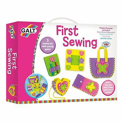 Kids Art and Craft Activity Set-Craft My First Sewing Kit for Boys Girl DIY Gift