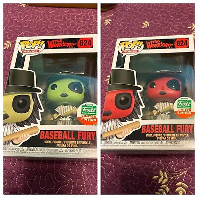 Funko POP Cyber Monday Baseball Fury Green And Red 824
