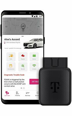 T-Mobile Sync UP SyncUP DRIVE 2 4G LTE WIFI OBD-II Car - Mobile Hotspot SD6500