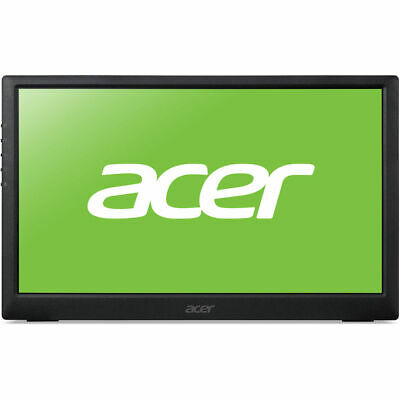 Acer PM1 - 15-6 Monitor Display 1920x1080 60 Hz 169 15ms GTG 250 Nit